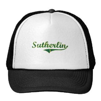 Sutherlin Oregon City Classic Trucker Hat