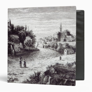 Sutri and its Amphitheatre 3 Ring Binder