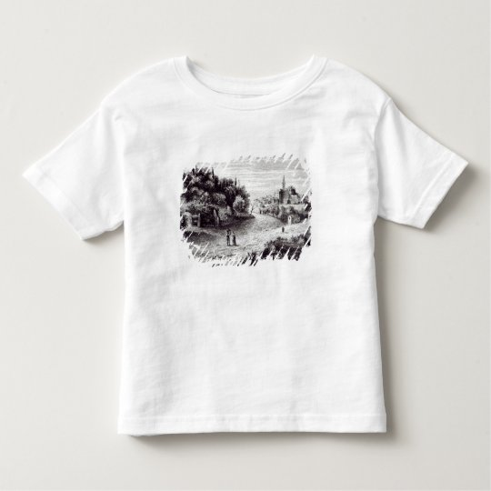 Sutri and its Amphitheatre Toddler T-shirt
