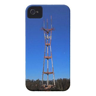 Sutro Tower-horizontal Case-Mate iPhone 4 Case