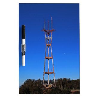 Sutro Tower-horizontal Dry-Erase Board