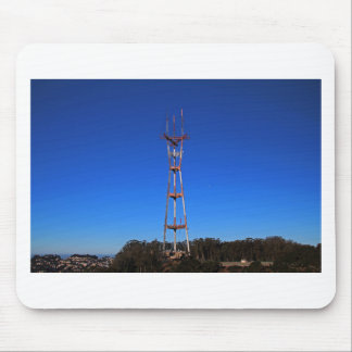 Sutro Tower-horizontal Mouse Pad