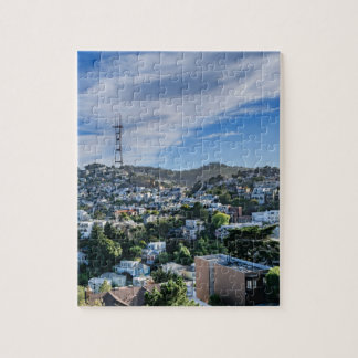 Sutro Tower Jigsaw Puzzle