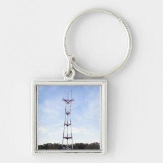 Sutro Tower Keychain