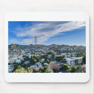 Sutro Tower Mouse Pad