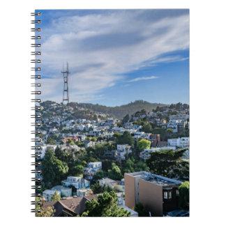 Sutro Tower Notebook