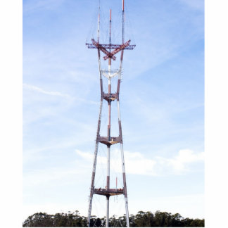 Sutro Tower Photo Sculpture