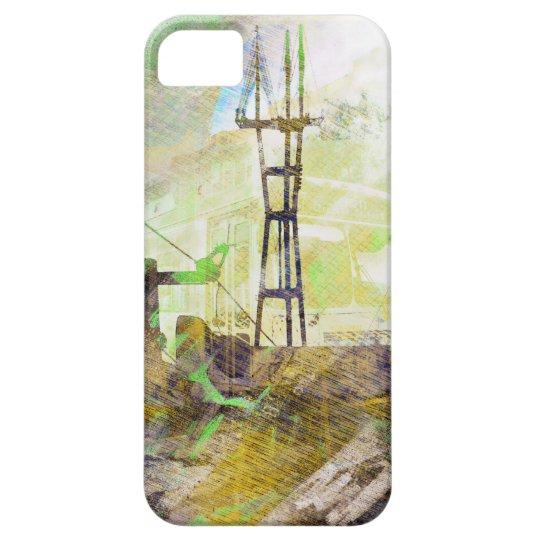 SutroMatic life AKA Sanfrancisco Electric Twin Pho iPhone SE/5/5s Case