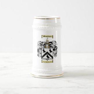 Sutter Beer Stein