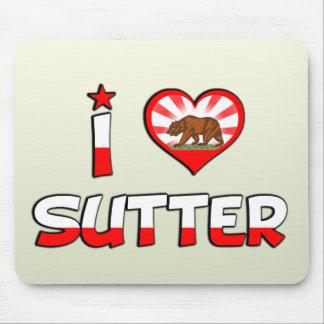 Sutter, CA Mousepad