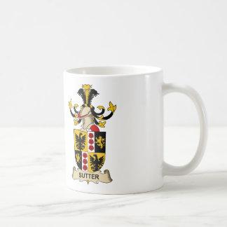 Sutter Family Crest Mug