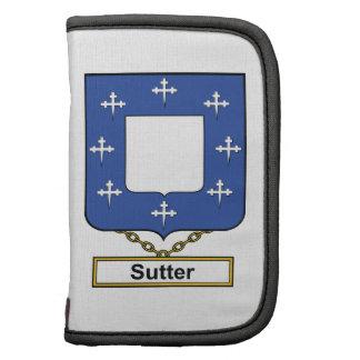 Sutter Family Crest Organizer