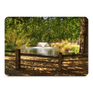 Sutter Fort Garden Card
