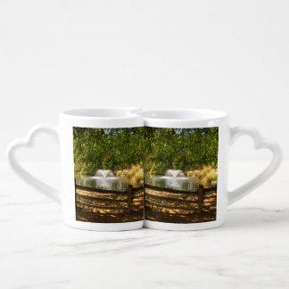 Sutter Fort Garden Coffee Mug Set