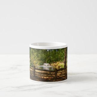 Sutter Fort Garden Espresso Cup