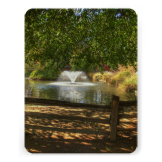 Sutter Fort Garden Personalized Announcement