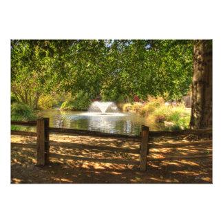 Sutter Fort Garden Personalized Invites