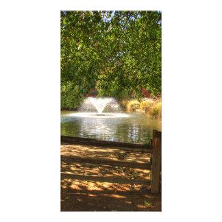 Sutter Fort Garden Photo Card Template