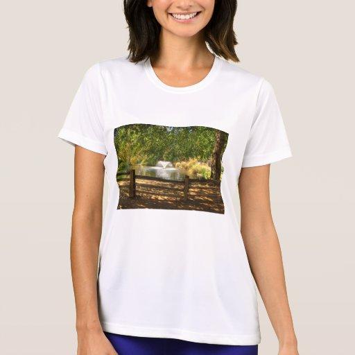 Sutter Fort Garden T-shirts