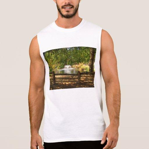Sutter Fort Garden Sleeveless Shirt