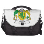 Sutton Family Crest Commuter Bag