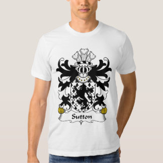 Sutton Family Crest T-shirt