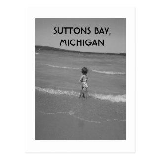 Suttons Bay Michigan Post Card
