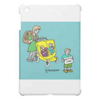 SUV Baby Carriage iPad Mini Cases