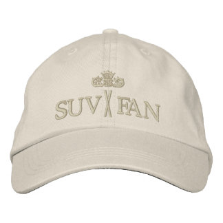 SUV FAN with Crown - 001 Embroidered Baseball Hat