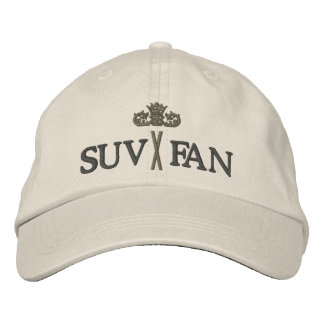 SUV FAN with Crown - 001b Embroidered Baseball Hat