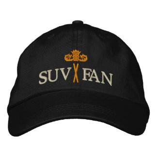 SUV FAN with Crown - 003 Embroidered Baseball Hat