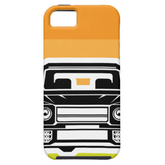 SUV Front iPhone SE/5/5s Case