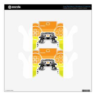 SUV Front Skins For PS3 Controllers