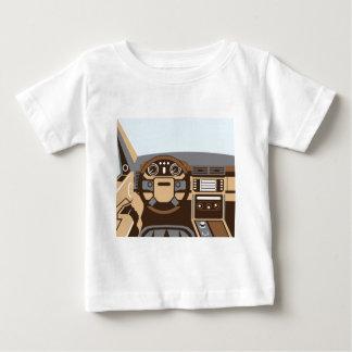 SUV Interior vector Baby T-Shirt