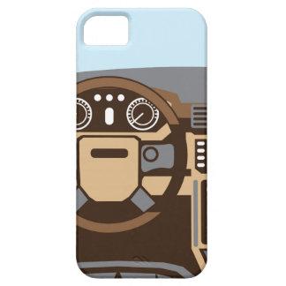 SUV Interior vector iPhone SE/5/5s Case