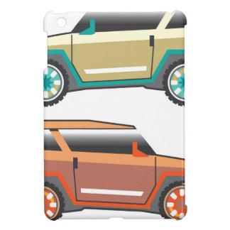 SUV vector edgy iPad Mini Cases