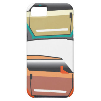 SUV vector edgy iPhone SE/5/5s Case