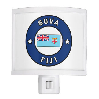Suva Fiji Night Light