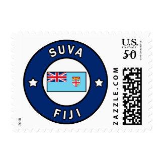 Suva Fiji Postage