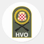 Suveniri sa HVO oznakom Sticker