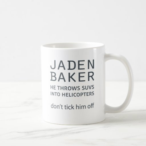 Suvs into Helicopters Coffee Mug