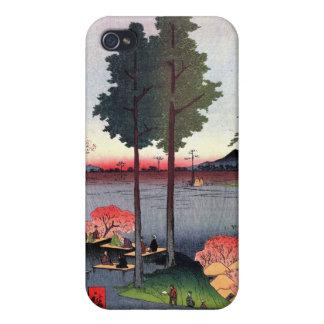 Suwa Bluff in Nippori (日暮里諏訪の台) iPhone 4/4S Covers