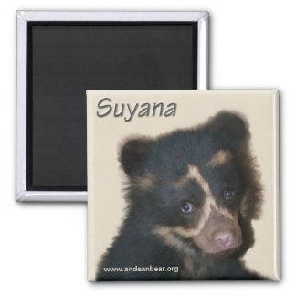 Suyana Magnet
