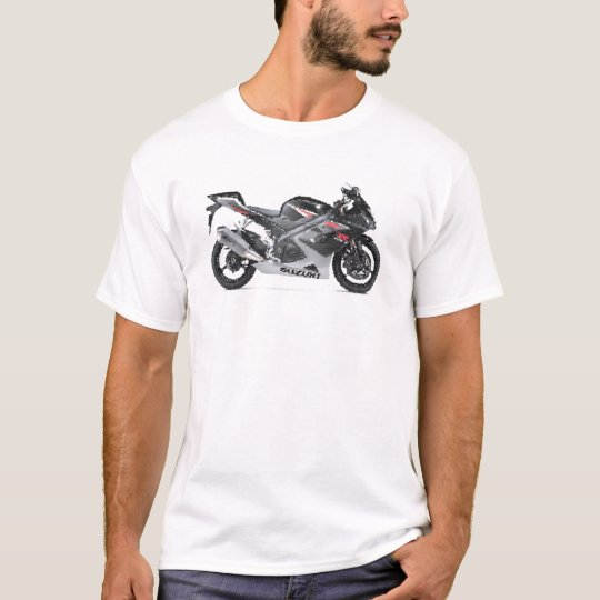 Suz GSXR1000 K5 cracked T-Shirt