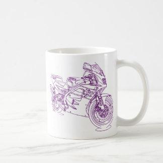 Suz RGVR Classic White Coffee Mug