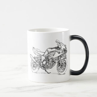 suz SV650S 1998-02 gen1 Magic Mug