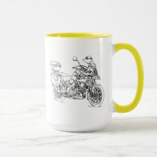 Suz VStrom 1000XT 2018 Mug