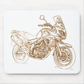 Suz VStrom 650 2012 Mouse Pad