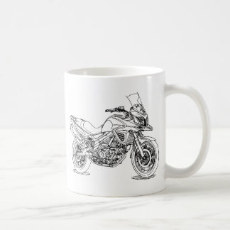 Suz VStrom 650X 2015 Coffee Mug