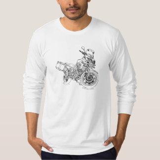 Suz VStrom 650XT 2015 T-Shirt